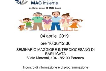 locandina incontro 4 aprile a Potenza